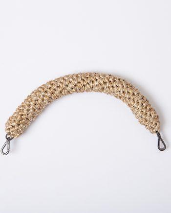 Alça de mão Tubo Crochet Catarina Mina